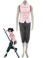 Naruto Pink TenTen Cosplay Costume