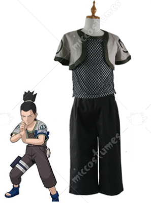 Shikamaru Cosplay on Naruto Shikamaru Nara New Cosplay Costume