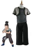 Naruto Shikamaru Nara New Cosplay Costume