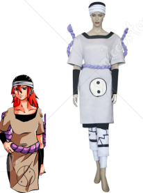 Naruto Tayuya Of The Sound Four Cosplay Costume