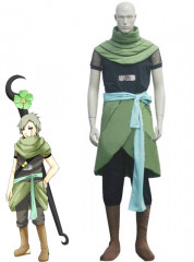 Naruto Three Tailed Giant Turtle Yagura Cosplay Costume