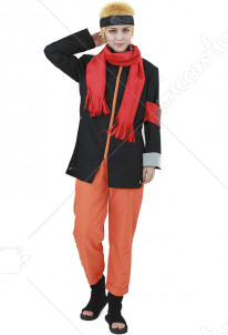 The Last: Naruto the Movie Naruto Uzumaki Cosplay Costume