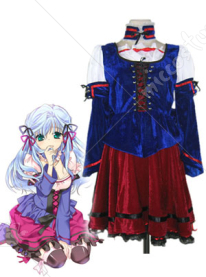 Neo Angelique Abyss Angelique Cosplay Costume