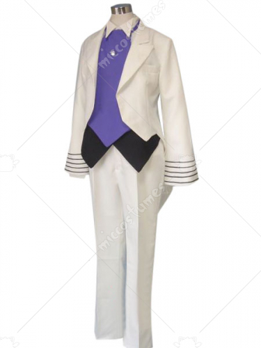 Nisio Isin Zaregoto Series Jun Aikawa Cosplay Costume