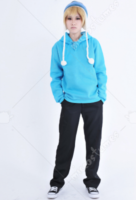 Noragami Yukine Cosplay Hoody