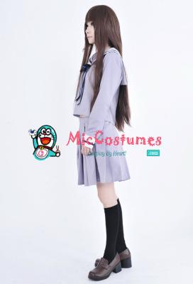 Noragami Hiyori Iki Cosplay Costume