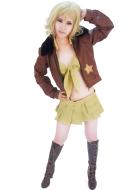 Nyotalia America Emily Cosplay Costume