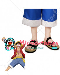 One Piece Luffy Cosplay Shoes