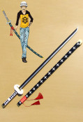 One Piece Trafalgar Law Cosplay Sword