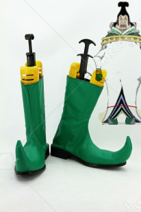 One Piece World Nobles Celestial Dragons Cosplay Shoes