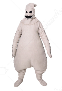 The Nightmare Before Christmas Oogie Boogie Cosplay Costume