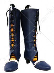 Pandora Hearts Alice Cosplay Shoes Boots