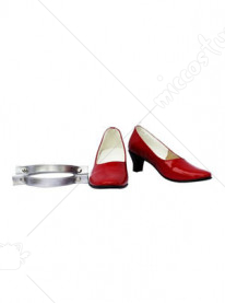 Pandora Hearts Lotti Cosplay Shoes