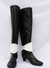Pandora Hearts Rufus Barma Cosplay Shoes Boots