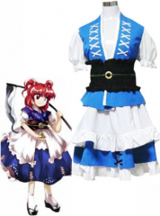 Phantasmagoria of Dim Dream Komachi Cosplay Costume
