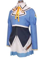 Pia Carrot Blue Uniform Cosplay Costume
