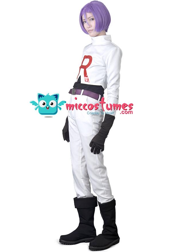 Rocket James Cosplay Kostüm