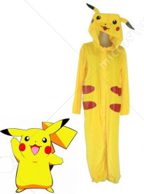 Pokemon Pikachu Cosplay Costume