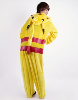 Pokemon Pikachu Cosplay Costume