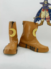 Pokemon Wizarmon Cosplay Shoes