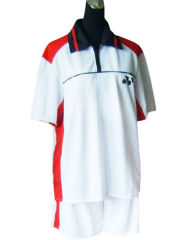 Prince Of Tennis Selections Team Summer Uniform Cosplay Costume