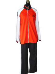Prince Of Tennis Selections Team Winter Uniform Cosplay Costume