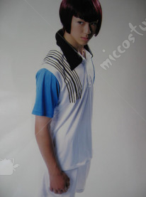 Prince of Tennis T Shirt Cosplay Costume