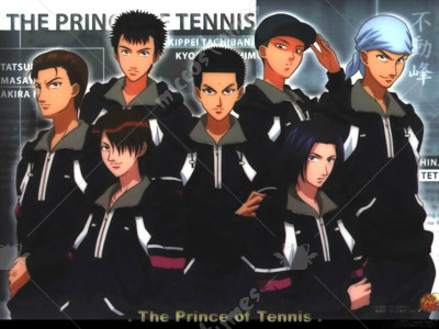 Prince of Tennis Winter Jacket Cosplay Costume