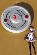 Puella Magi Madoka Magica Akemi Homura Cosplay Shield