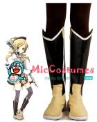 Puella Magi Madoka Magica Mami Tomoe Cosplay Boots