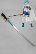 Puella Magi Madoka Magica Sayaka Miki Cosplay Sword