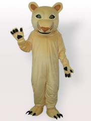 Puma Adult Mascot Costume Type A