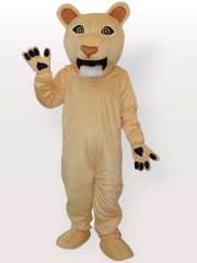 Puma Adult Mascot Costume Type B