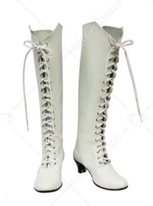 Rozen Maiden Kirakishou Cosplay Shoes Boots