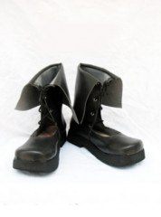 Black Rozen Maiden Souseiseki Cosplay Shoes Boots