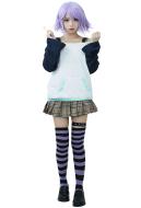 Rosario + Vampire Mizore Shirayuki Cosplay Costume