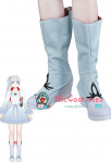 RWBY Weiss Schnee Cosplay Shoes