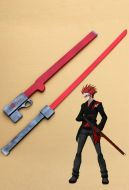 RWBY Adam Taurus Weapon Wilt and Blush