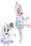 RWBY Weiss Schnee Cosplay Costume