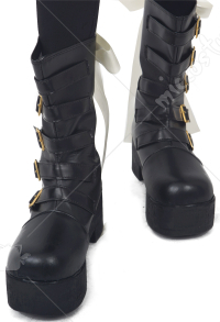 RWBY Season 2 Yang Xiao Long Cosplay Shoes