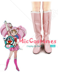 Sailor Moon Chibi Usa Small Lady Cosplay Boots