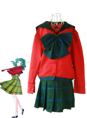 Sailor Moon Kaiou Michiru Sailor Neptune Cosplay Costume