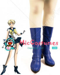 Sailor Moon Tenoh Haruka Sailor Uranus Cosplay Shoes