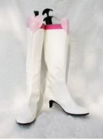 Sailor Moon Tsukino Usagi Cosplay Shoes Boots