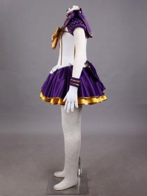 Sailor Moon Uranus Tenoh Haruka Cosplay Costume Stage MusicalVersion