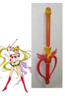 Sailor Moon Usagi Tsukino Cosplay Small Wand with Wings