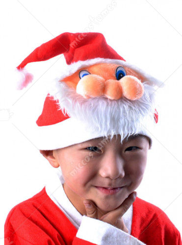 Santa Claus Child Hat