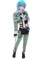 Sword Art Online 2 Phantom Bullet Gun Gale Online Sinon Cosplay Costume