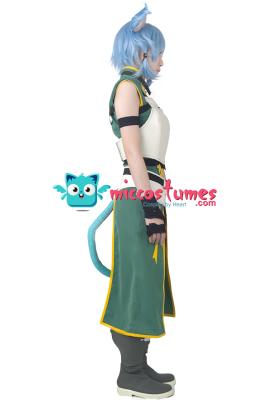 Sword Art Online 2 ALO Sinon Cosplay Costume