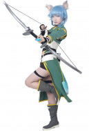 Sword Art Online 2 ALO Sinon Cosplay Costume
